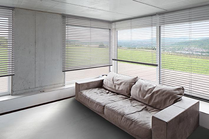 Optimale Fensterbeschattung mit unseren Schutzlösungen von MHZ.