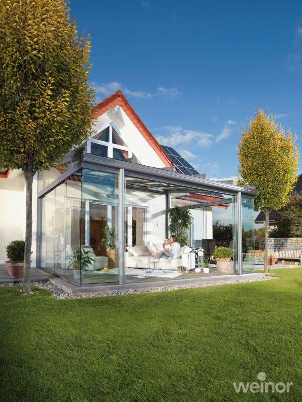 Mit dem Weinor Sommergarten zum ultimativen Wohlfühlerlebnis in Ihrem zu Hause.